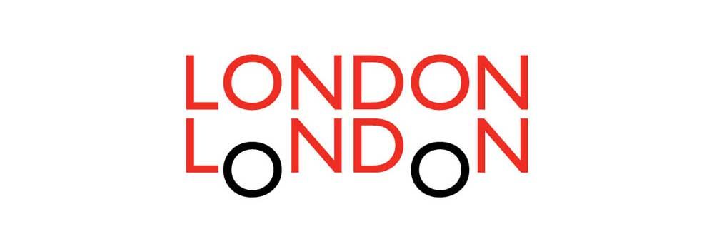 London bus logo concept