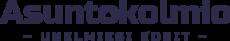 Asuntokolmio logo