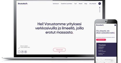 Sivututka verkkosivut 2020