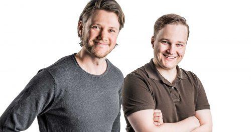 Sivututkan Antti ja Jussi