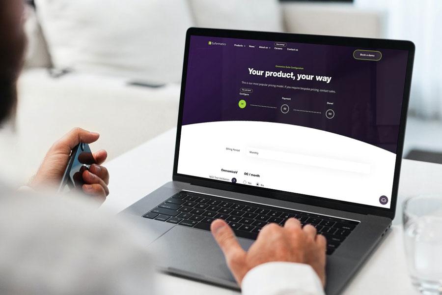 Räätälöity WooCommerce-verkkokauppa ohjelmisto (SaaS) yritykselle
